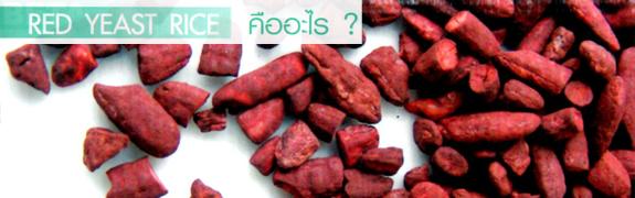 ข้าวยีสต์แดงคืออะไร